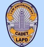 LAPD Cadet Badge
