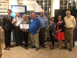 Lake-Balboa-NC-VANC-Award-2018-for-Working-Collaboratively